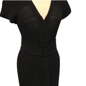 Chanel Black Knit Dress Style 94305